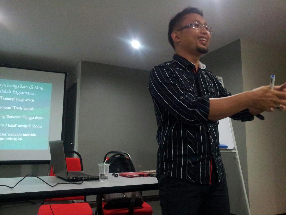 Master Yus, Pelopor industri tuisyen, industri training,