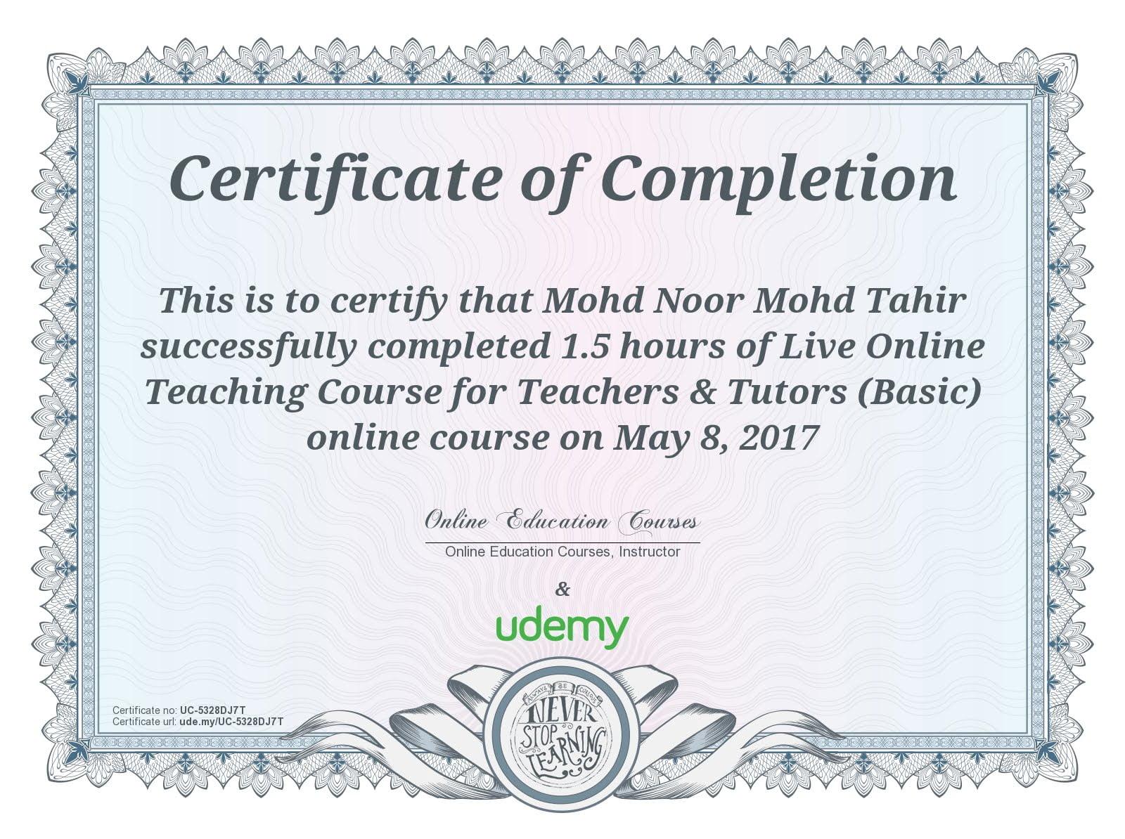 onine tutors