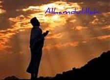alhamdulillah, syukur, syukur dan sabar