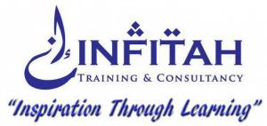logo Infitah Training & Consultancy, logo Akademi Infitah