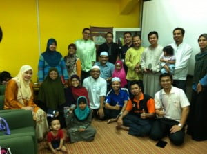 PLF Family tadabbur al-quran