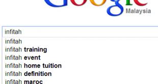 Infitah Google, branding Infitah