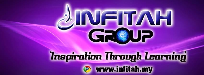 Infitah Logo, Infitah Group, Infitah Training & Consultancy, Infitah Events, Infitah Home tUition Quranic Home Based