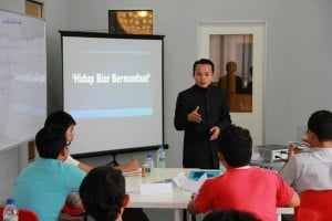 home tutor certified workshop bengkel