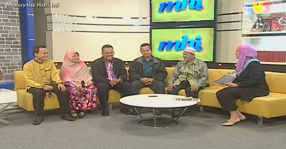 tetamu TV3 MHI coachmohdnoor