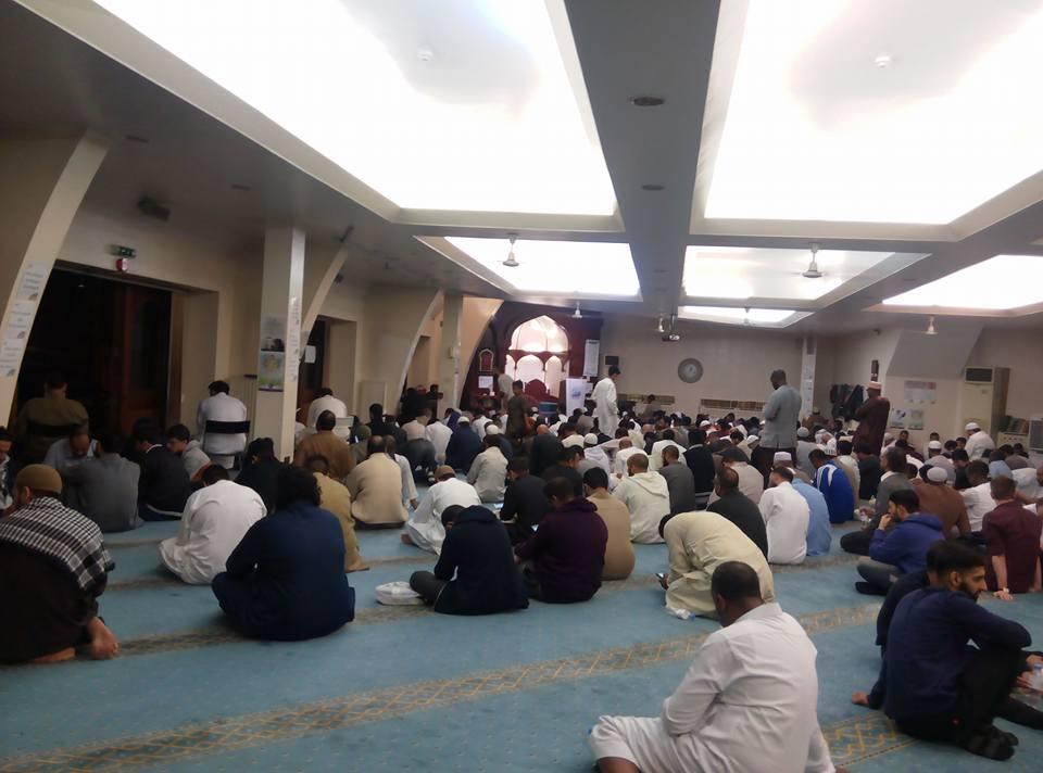 masjid green lane qiam iktikaf