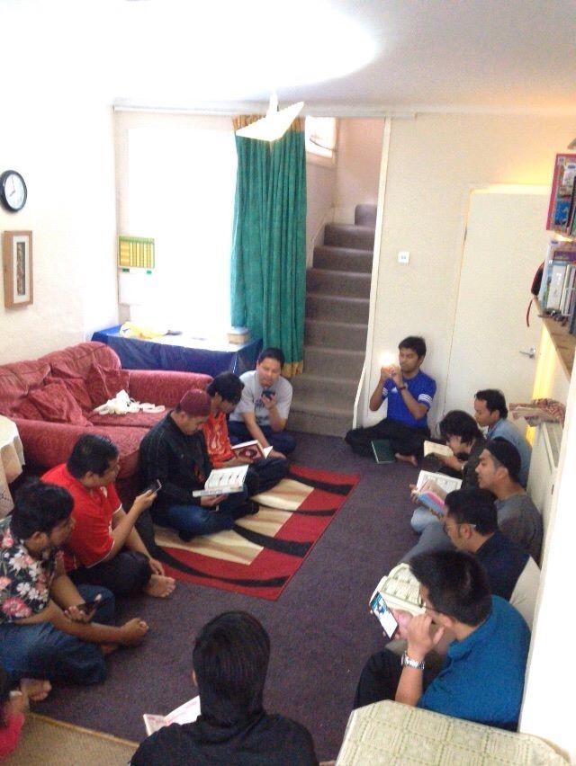 tadarus alquran malaysian communtiy in birmingham mcib