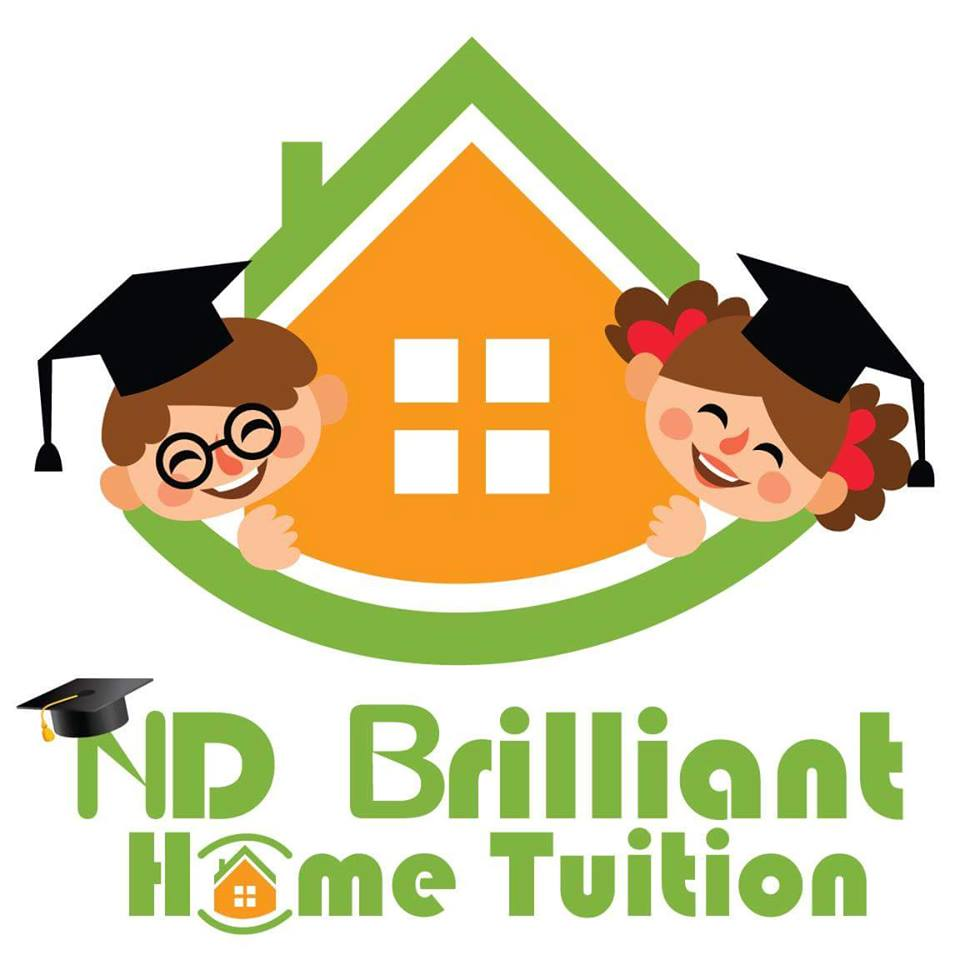 logo nd brillliant home tuition