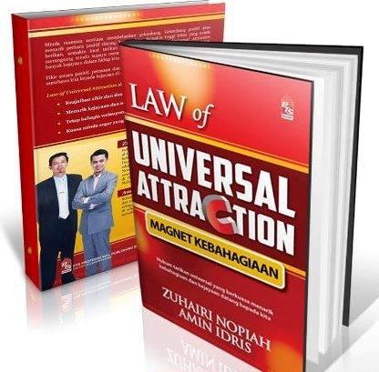 buku-law-of-universal-attraction-zuhairi-nopiah