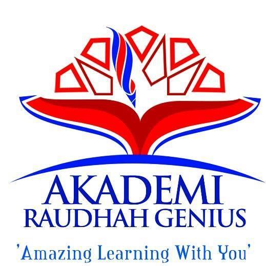 logo akademi raudhah genius