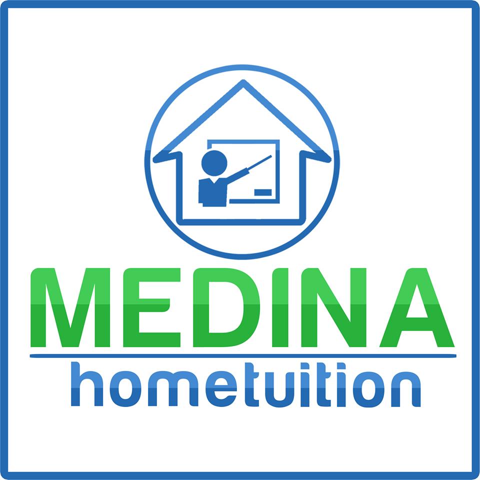 logo medina home tuition