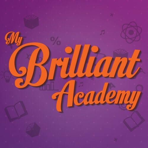 mybrilliant academy logo
