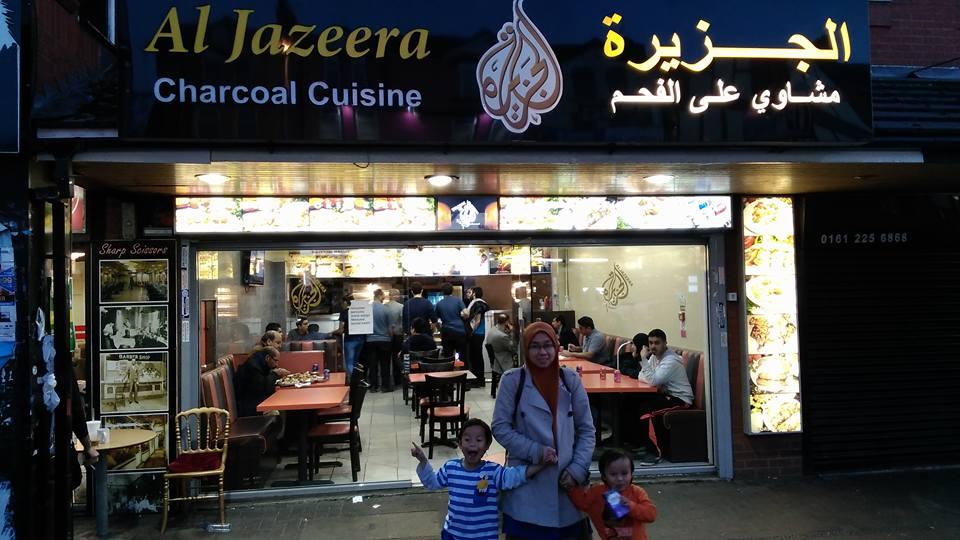 al-jazeera manchester
