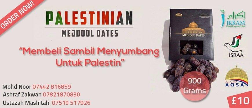 palestine mejdool dates ikram westmidlands uke