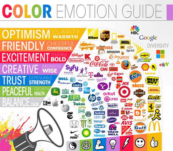 color guide - logos