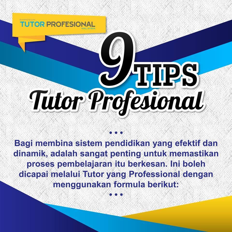 tip tutor profesional