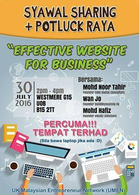 UK Malaysian Entrepreneur Network