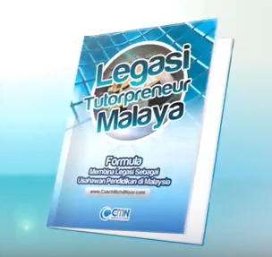 Buku Legasi Tutorpreneur Malaya